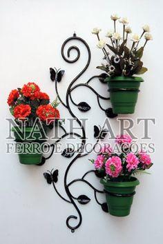 A Nath Art Fabrica uma variedade de móveis e peças decorativas em ferro, com requinte e fino acabamento para quem tem bom gosto e exige qualidade sobre o produto.