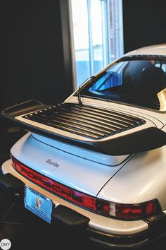 dhylife:  Porsche 930 Turbo by DHY Photography   Facebook