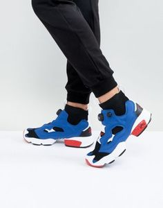 7d09cee6b3372 Reebok Classic Instapump Fury OG Sneakers