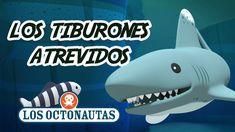 Los Octonautas Oficial en Español - Los Tiburones Atrevidos   Aventuras ...