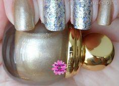 esmalte-dior-diorific-207-diorling-on-a-silver-platter-essie SAM_3015 #nailpolish #esmaltesempre
