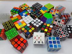 Colección de Cubos