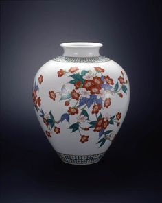 National Living Treasure of Japan, SAKAIDA Kakiemon 14th 十四代 酒井田 柿右衛門(人間国宝)