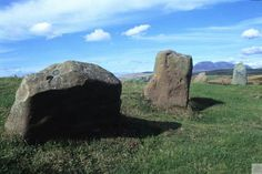 Moss Farm Road Stone Circle, Glasgow, Clyde & Ayrshire  #Scotland #History #BronzeAge
