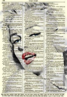 Hollywood Divas by Belle - Marilyn Monroe