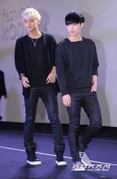Tao , Lay  ~140716 Fashion KODE 2014