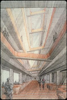 Rendering - Interior, via Flickr.