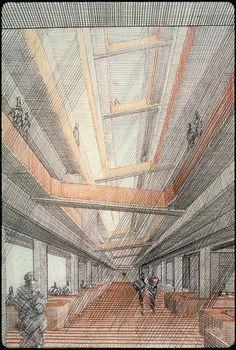 Rendering - Interior, via Flickr.