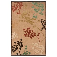 I pinned this Maison Indoor/Outdoor Rug from the Eastern Influences event at Joss and Main!