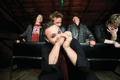 Blue October 4-28-12, Austin. I can't wait for my birthday weekend