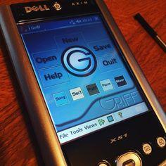Hello Griff ... #mobilemusic #pda Help Song, Palm, Tech, Songs, Music, Instagram Posts, Musica, Musik, Muziek