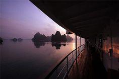 4D3NEmeraude Classic Cruises at Halong Bay + Church Boutique Hotel Hang Gai Stay in Hanoi