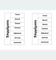 Bar Chart, Greek, School, Bar Graphs, Greece