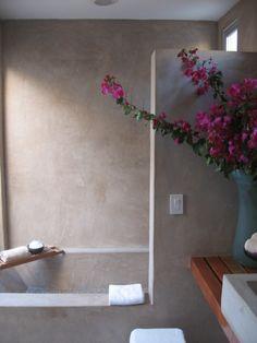 Simple & beautiful...Casa Linda - Todos Santos~Linda Hamilton Designs