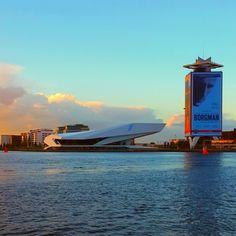 EYE - Film Instituut Nederland- Museum of Film and studies Filma as art, entertainment and culture.