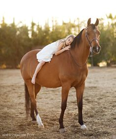 Ride, Baby, Ride: Children + Horse Photography @ Lyra Lyra Photography - I could do this with Shelby!