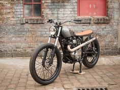Honda Tropper | Dead City Cycles