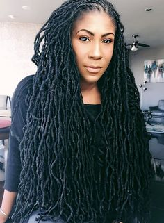 *repost* these are Goddess locs