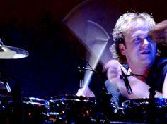 Christian Eigner (Kurt Ostbahn / Depeche Mode) (C) Daniel Retzl Music Photo, Photos, Pictures, Christian, Concert, Depeche Mode, Concerts, Christians, Grimm