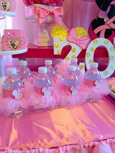 minnie mouse Ballerina Birthday Party Ideas   Photo 1 of 20   Catch My Party