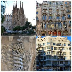 Barefoot Hippie Girl: Our Spain Adventures in a Photographic Nutshell...Barcelona, Gaudi