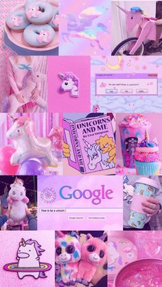Pink Aesthetic Wallpaper Collage Ideas For 2019 Unicornios Wallpaper, Iphone Wallpaper Vsco, Iphone Background Wallpaper, Tumblr Wallpaper, Galaxy Wallpaper, Cartoon Wallpaper, Disney Wallpaper, Iphone Backgrounds, Black Wallpaper