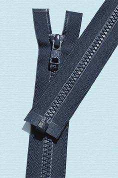 "48"" Vislon Zipper ~ YKK #5 Molded Plastic ~ Separating - 560 Navy (1 Zippers / Pack) by YKK Sport Zipper, http://www.amazon.com/dp/B005G4RYEU/ref=cm_sw_r_pi_dp_lTg7pb18EWNNR"