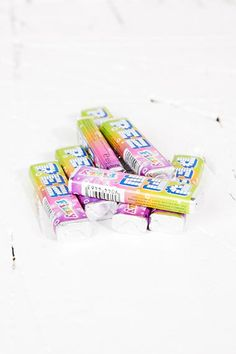 Pez Fizzy Refill Pack at Urban Outfitters