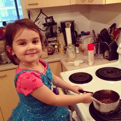 """mother's littlehelper ~ missteenussr.com  """"If I was home with her every day I promise I would sit and watch calmly while she crudely f-cked up cracking eggs into a bowl, all loving and Goop-ish."""""""