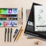 TOOLBOX: Rachel's Favorite Drawing Supplies
