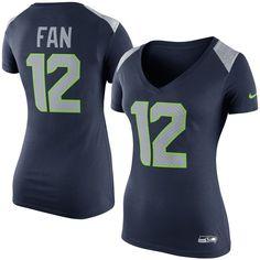 Dallas Cowboys Tony Romo, Nfl T Shirts, Seattle Seahawks, Nfl Seattle, Navy Women, T Shirts For Women, Clothes For Women, V Neck T Shirt, Sweatshirts