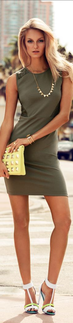 dress @roressclothes closet ideas women fashion outfit clothing style Classic, Chic & Beautiful