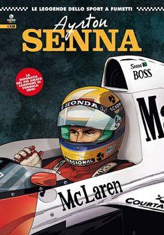 Ayrton Senna, Editoriale Cosmo