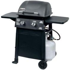 Maxfire, Torch 2-Burner Propane Gas Grill, 810-9213-SB at The Home Depot - Tablet