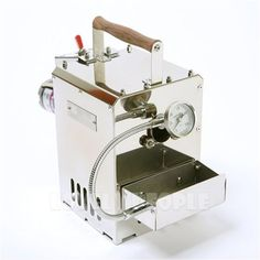 [kaldi] home coffee bean #roaster hand #operated w/ #motor full set / new,  View more on the LINK: http://www.zeppy.io/product/gb/2/151434825496/