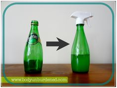 DIY glass spray bottle 3