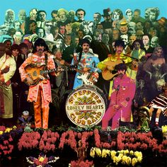 The Beatles - Sgt. Peppers lonely hearts club band 15/01/2017