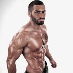 Training für massive Schultern
