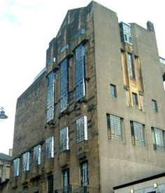 Charles Rennie Mackintosh we will buy a building