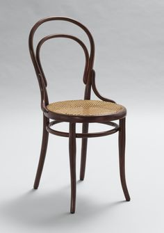 Chair No. 14 by Michael Thonet chair for you Hall Bentwood Chairs, Dinning Chairs, Metal Chairs, Bar Chairs, Upholstered Chairs, Room Chairs, Kitchen Chairs, Chair Design, Furniture Design