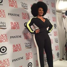 Style and grace! Jill Scott at the Black Girls Rock 2015