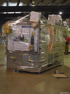 Susquehanna Brewing Co–Bottling Line Has Arrived