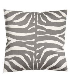 I'm normally kinda anti-animal-print, but this is so cheap and I love the slight twist of gray instead of black. (Not so outlandish as full-on colored stripes)
