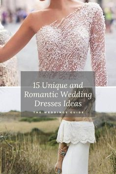 Unique and Romantic Wedding-Dresses Ideas #bridaldress Pretty Wedding Dresses, Amazing Wedding Dress, Unique Dresses, Pretty Dresses, Bridal Dresses, Wedding Attire, Wedding Gowns, Wedding Cakes, Backless Wedding