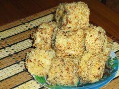 Фото к рецепту: Пирожное Лакомка