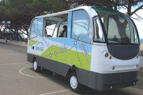 Citymobile 2, driverless