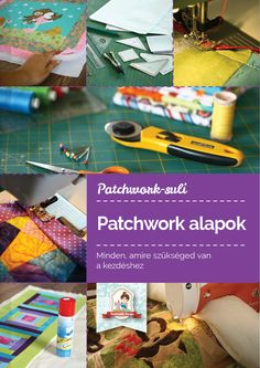 Patchwork kezdőknek | Patchwork Design Applique, Gift Wrapping, Sewing, Farmer, Gifts, Diy, Scrappy Quilts, Dressmaking, Creative