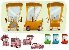 yo quiero conducir uno como estos, y que sea eléctrico....por Nikolas Ilic