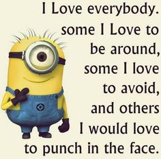 Best Funny minions photos with captions (02:14:09 PM, Monday 29, June 2015 PDT)…