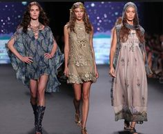 Anna Sui -Spring 2014 - Love this collection!